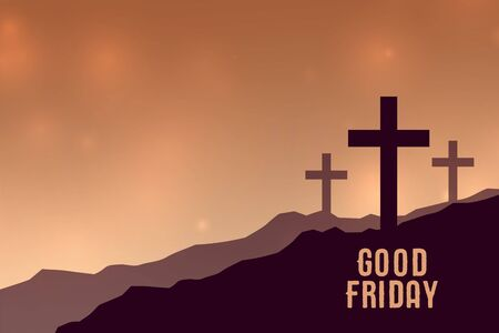 2,489 Good Friday Stock Vector Illustration And Royalty Free Good ...
