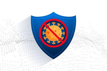 stop coronavirus protection sheild for medical purpose