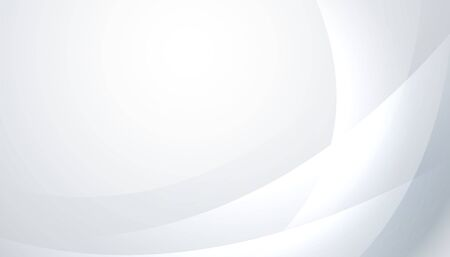 shiny white and gray background with wavy lines