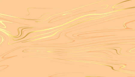 luxury royal background with golden curvy lines