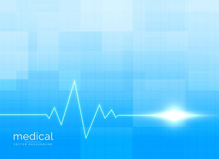 healthcare and medical background concept vector