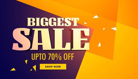 sale, discount and offer marketing banner template design