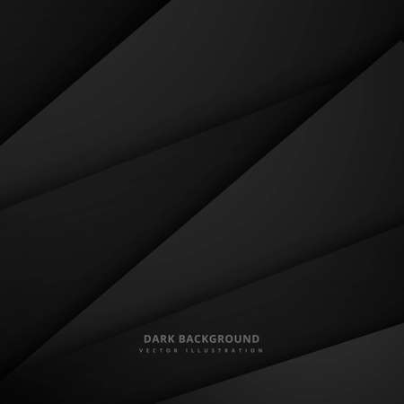 minimal dark background Ilustracje wektorowe