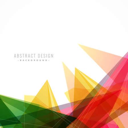 abstract bright color background Ilustração Vetorial
