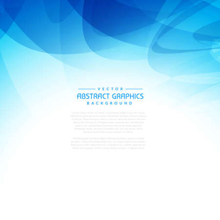 abstract background graphic in blue color