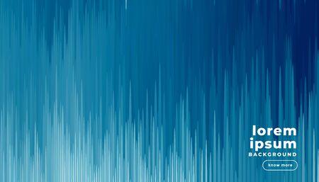digital blue glitch art effect background