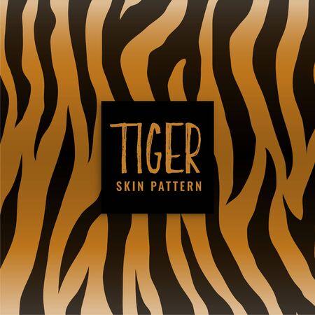 tiger skin texture print pattern Çizim