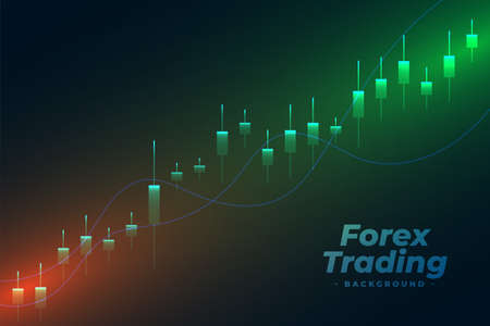 forex trading stock market candle stick chart