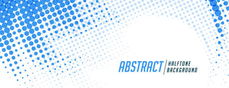 abstract blue halftone pattern texture background