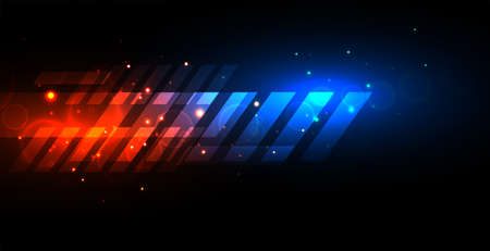 abstract speed light background design