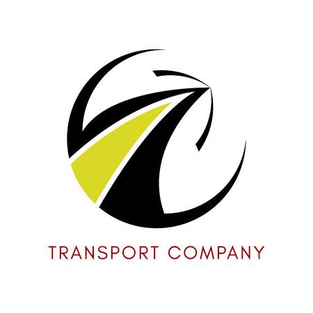Logo of the logistics company.