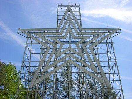 The Big Star Stok Fotoğraf - 1290158