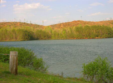 City Reservoir Stok Fotoğraf - 1290161