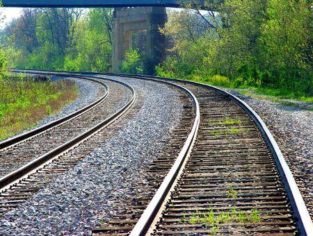 rail cross:                            Waiting For Train