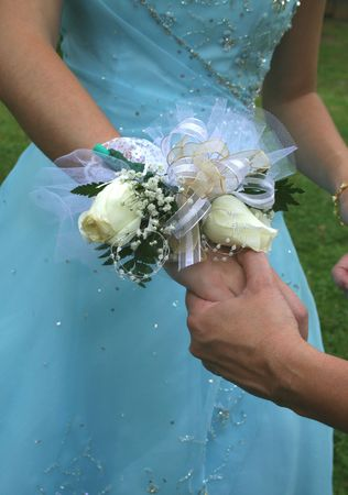 prom: Prom Corsage