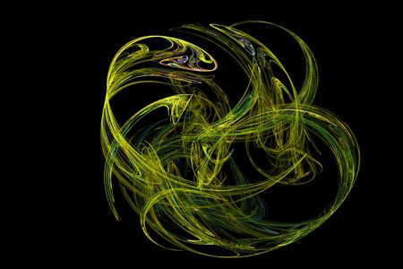 coiled: Reptile Illustration