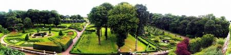 castle park in scotland