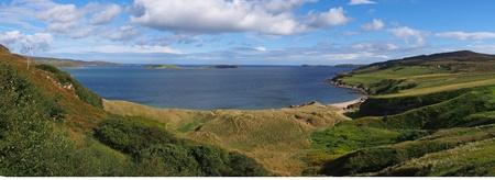 highlands beach in Scotland