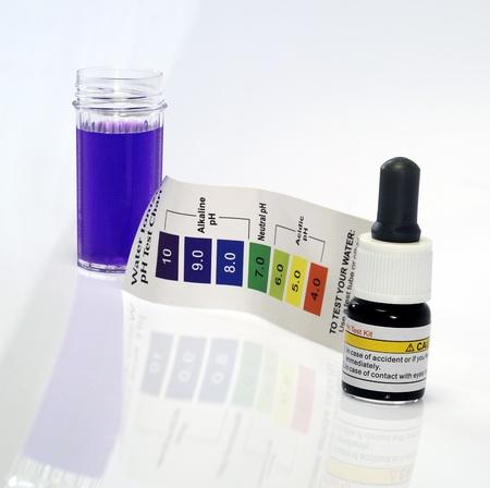 Alkaline water test ph reagent