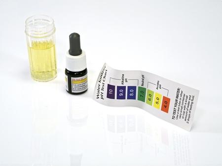 ph: Acid acidic water test ph reagent