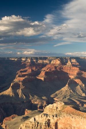 grand canyon,arizona,USA-august 5,2012 view of grand canyon national park