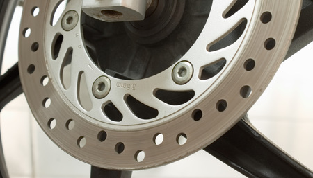 ventilated: 3,5 mm ventilated motorcycle steel disc brake