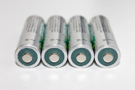 nimh: Rechargeable Nickel-Metal Hydride NiMH battery cells is necessary to powered todays high drain electronic devices