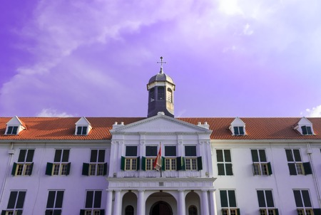 Historical building which was the former City Hall of Batavia from 16th century era. Built in 1710, this building was the administrative headquarters of the Dutch East India Company, and later of the Dutch Colonial Government until 1913. Now functioned as Editorial