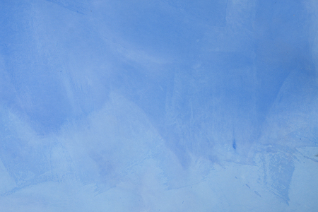 light ultramarine background painted with acrylic paint