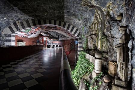 metro: Stockholm Metro - Kungstradgarden Editorial