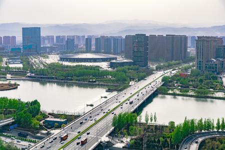 Taiyuan Changfeng Bridge