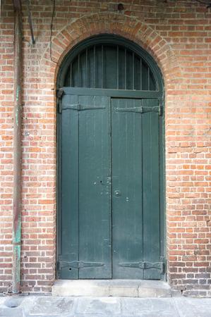 old new: Old New Orleans Green Door II