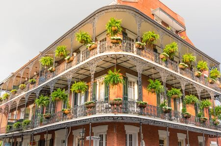 New Orleans Balcony V