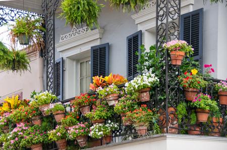New Orleans Balcony II