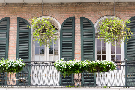 New Orleans Balcony IV