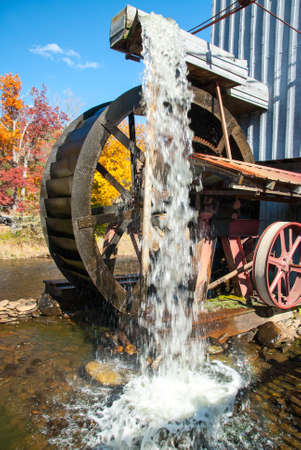 gristmill: Smoky Mountain Grist Mill II