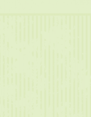 A casual style letterhead of green stripes and a light grunge texture.