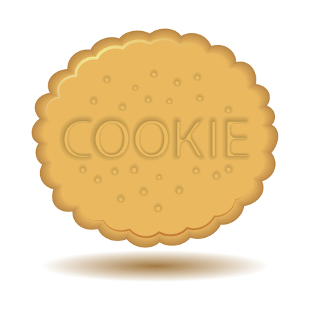 Cookie icon Illustration