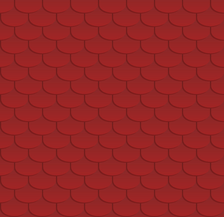 Red tiling. Seamless texture Stock Vector - 8653868