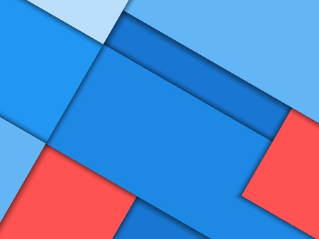 tactile: Abstract geometric material design background