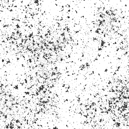 Abstract grunge texture. Monochromatic grainy illustration for imitation of various textured surfaces like stone, metal, concrete, etc., or any others grunge irregular structures