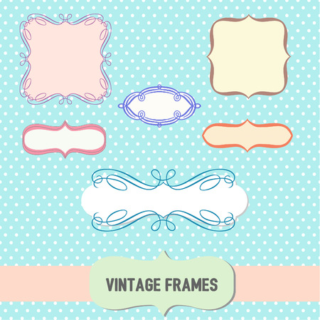 Decorative Vintage Frames