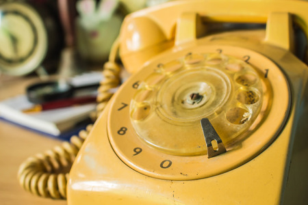 oldstyle: Old-style rotary phone numbers.