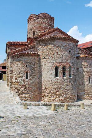 The church of st. John the Baptist. Bulgaria, Nesebar.