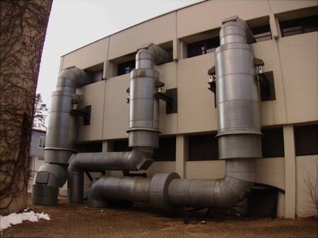 District heating photo