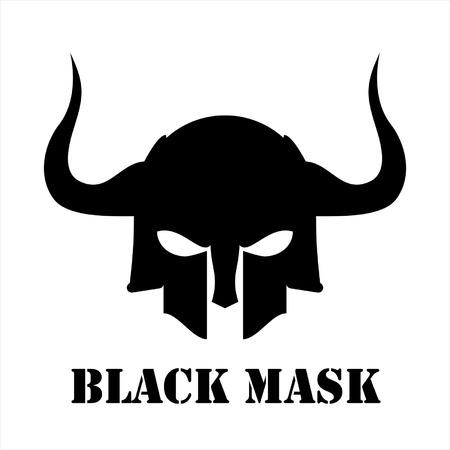 protective helmets: adatto per l'identit� di squadra, Sport Club e mascotte, insegne, decorazione, elemento di opere d'arte, ecc Vettoriali