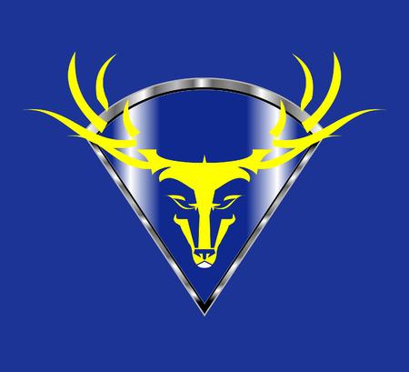 persuasion: artwork  suitable for mascot, symbol, emblem  insignia, design element, illustration for apparel  etc