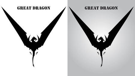 dragon, great dragon