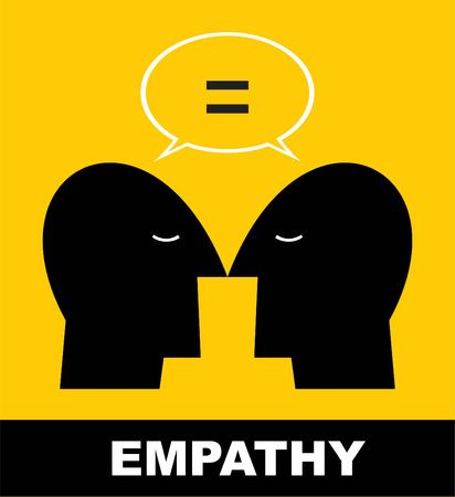 Empathy, solidarity Stock Vector - 97529563