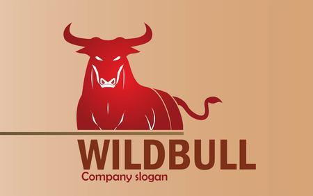 bull, wild bull.